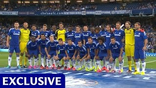 Introducing your 2014-15 Chelsea FC squad