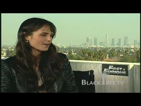 Fast and Furious - Jordana Brewster It's like riding a bike