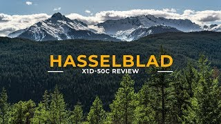 Hasselblad X1D-50c Review - Style Over Substance?