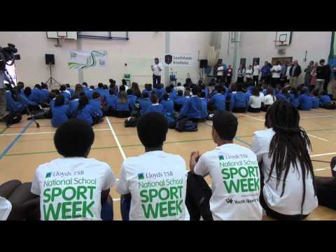 Lloyds TSB National School Sport Week: Southfields Academy
