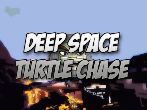 CaptainSparklez and the VoxelBox: Deep Space Turtle Chase Minecraft Adventure Map
