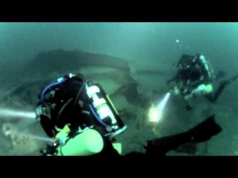 Berwick Bank Shipwreck