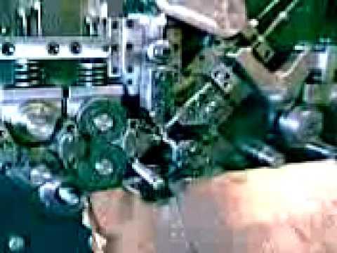 Fabrica de resortes automotrices