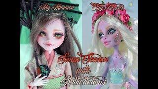 Swap season Organized by Retrodollsus. My Minimon/ Elfy's Dolls