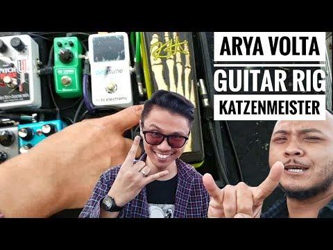 Download Guitar Rig Rundown Arya Volta from Katzenmeister. Keukeun no. 9. Cep Resa Vlog #2 Mp4 baru