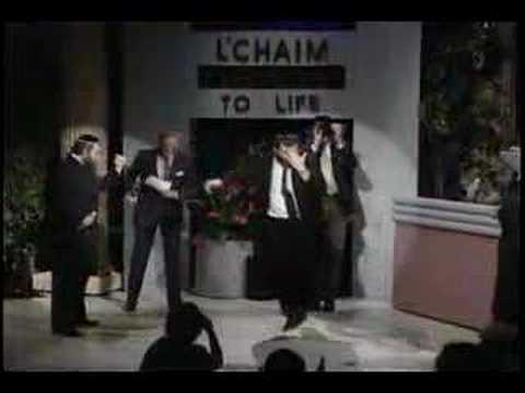 Jon Voight Chabad Telethon Dance