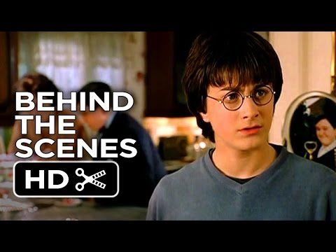 Harry Potter and the Chamber of Secrets BTS - Making of Part 12 (2002) Daniel Radcliffe Movie HD