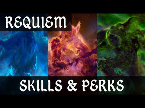 Skyrim Mod: Requiem - Skills & Perks