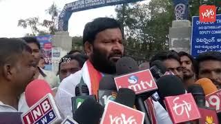 Quthbullapur Mahakutami MLA Candidate Kuna Srisailam Goud Nomination | Elections 2018