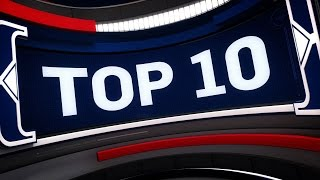 Top 10 Plays Of The Night March 24, 2017
