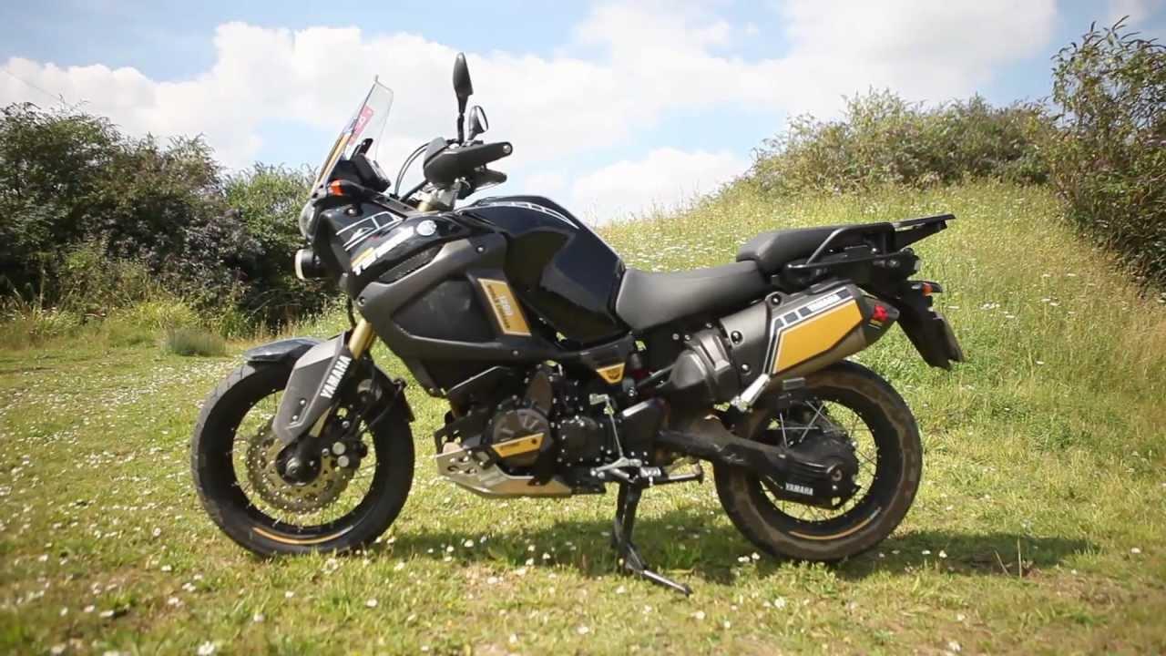 Yamaha Super Tenere World Crosser First Ride Youtube