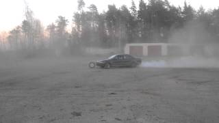 Opel omega 2.5 v6 DRIFT hd!!!