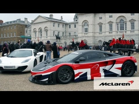McLaren : The GREAT campaign