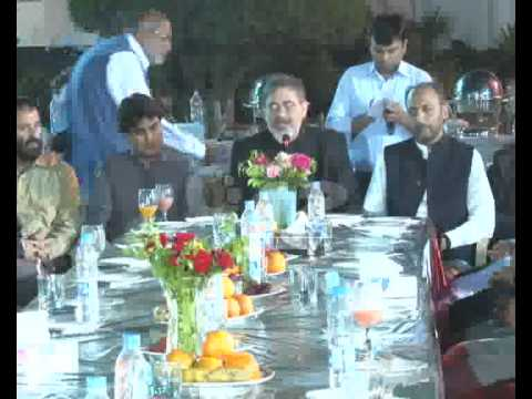 Ex DCO Noor ul Amin Honorary Dinner Iranian Consulate Pkg By Rehan Gul City42