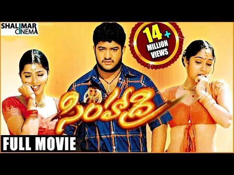 Simhadri Telugu Full Length Movie || Ntr , Bhoomika Chawla , Ankhita video
