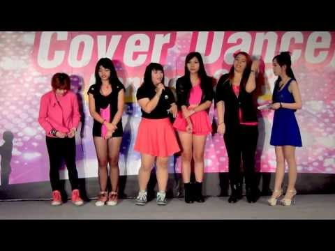 130616 [Talk] Chatime cover 4Minute @Gateway Ekamai Cover Dance Contest 2013 (Audition)