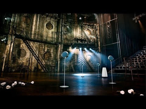 Creation of a unique surround sound system by Bang & Olufsen