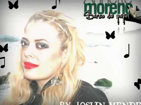 Annette moreno album 2011 barco de papel youtube for Annette moreno y jardin