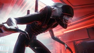 ALIEN ISOLATION In The Vents