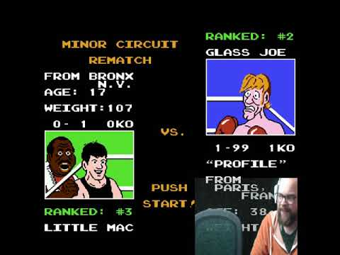 GAMER GARTEN PLAYS Mike Tyson's Punch Out!!
