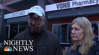 Fast Moving Floods And Deadly Mudslides Ravaging California | NBC Nightly News