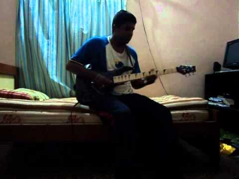 Ennavale Kadhalan - (guitar) video