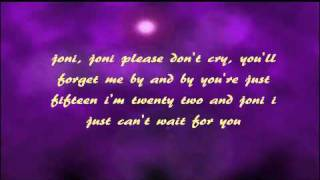 Don't Cry Joni+Lyrics Conway Twitty And Joni Lee.mp4