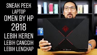 Preview Pertama: Laptop Gaming Gahar Terbaru dari HP, Omen by HP 15 2018 - Indonesia