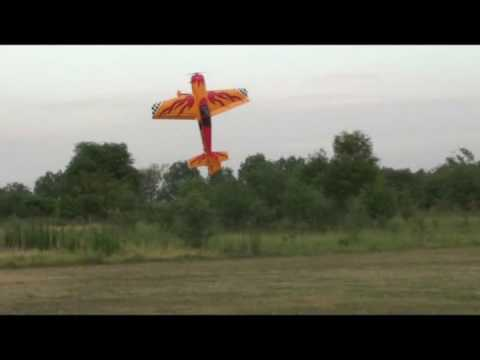 Pilot RC Yak 54 Hover&Harrier Rolling