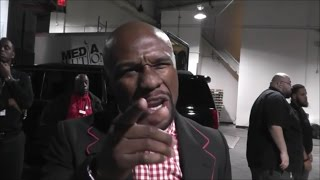 FLOYD MAYWEATHER SLAMS DANA WHITE AND OFFER; SAYS HE