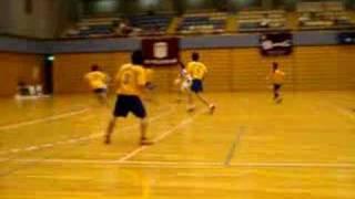 西日本学生ハンドボール選手権大会・第3日目