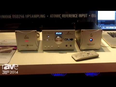 ISE 2014: Antelope Audio Showcases Zodiac Platfrom Digital Analog Converter