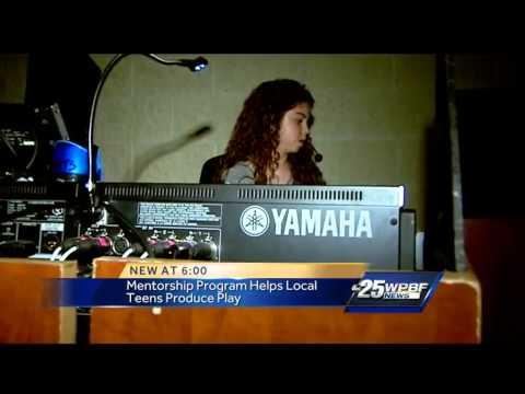 Mentorship program helps local teens produce play