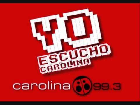 PROMOS - INTROS - CUÑAS  DE RADIO CAROLINA