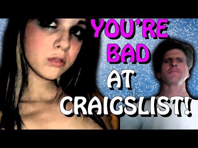You39re Bad at Craigslist! 2