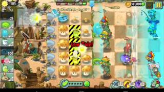 Plants vs Zombies 2 - Big Wave Beach Day 23 by Lee Plants vs Zombies 2