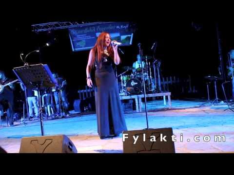 Μελίνα Ασλανίδου - Τετάρτη Βράδυ | Συναυλία Λίμνη Σμοκόβου 29-8-14 - fylakti.com