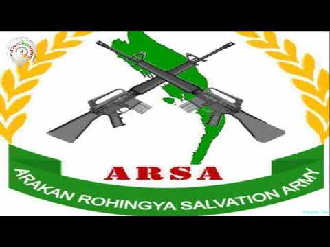 A Message for Only Arasa Arakan Rohingya Salvation army 07 January 2018
