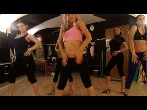 GO-GO dance with Julia KiSSaS / связка 14.07