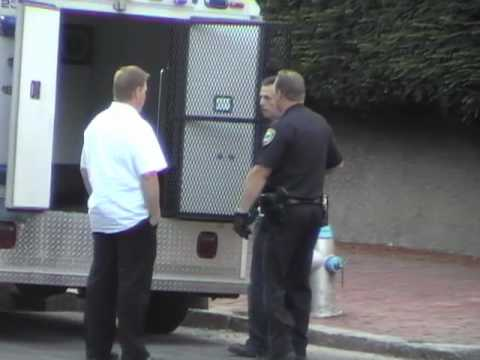 Cambridge MA Police Arrest Suspect