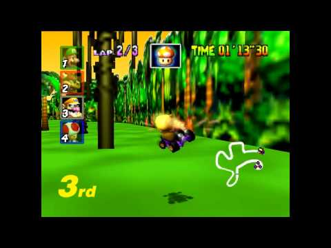How About? - Mariokart 64