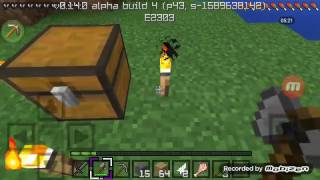 İlk minecraft survival