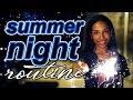 Summer Night Routine 2018 Morgan Jean mp3