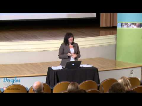 Teenage angst or full-blown depression? A 2012 lecture by Johanne Renaud