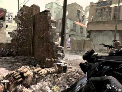 Call of Duty 4 MW 1 ACTO 1  VI JABALI