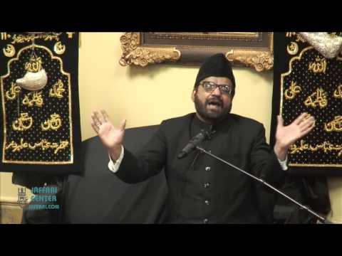 Maulana Abid Bilgrami 13 Safar 1437:2015 Majlis