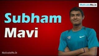 Subham Mavi: India's new Cricketing hope