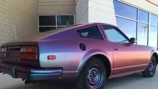 Neochrome Chameleon Dipped Datsun 280ZX
