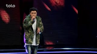 Jamal Mubarez performed a thrilling Rap for Afghan national army