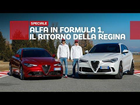 Il senso di Alfa Romeo in Formula 1